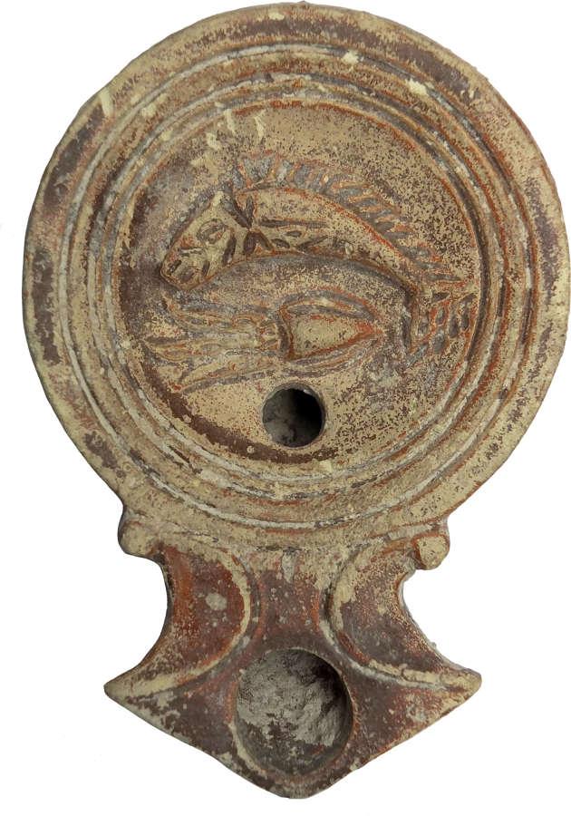 Roman lamps: 1st-2nd Century A.D.