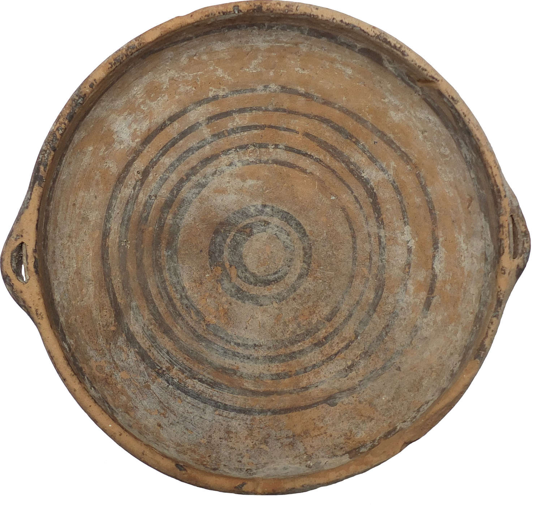 A Cypriote Bichrome Ware bowl, c. 700-475 B.C.