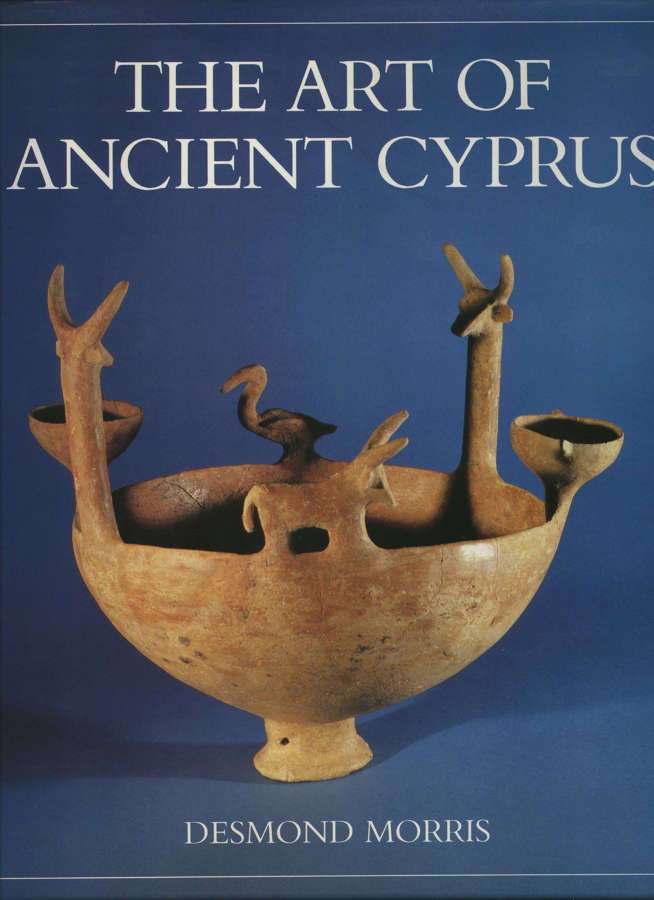 'The Art of Ancient Cyprus' by Desmond Morris