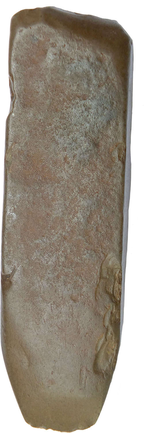 A Neolithic tabular straight-sided chisel from Chad