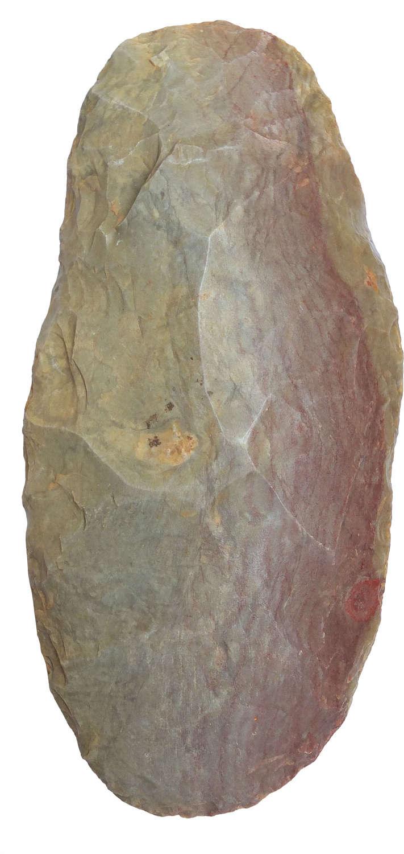 A good-sized Tenere Culture flint axe from Mali