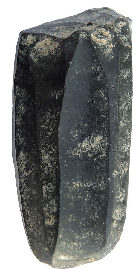 A Mexican obsidian core