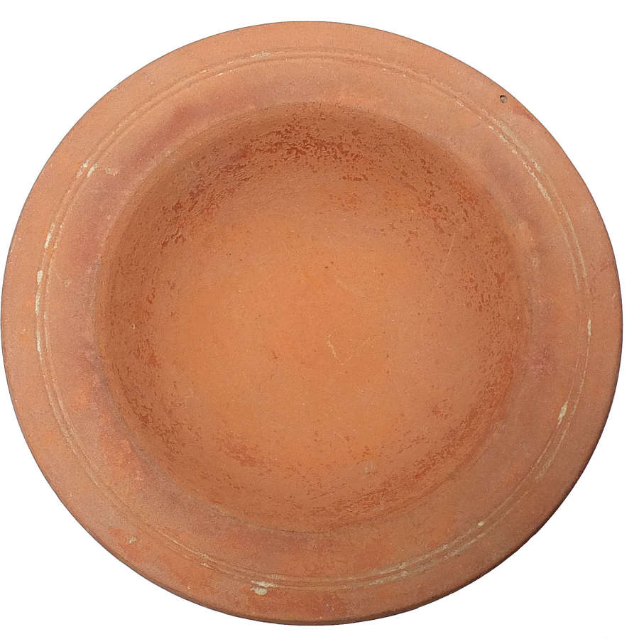 A Roman North African Red Ware pottery bowl from Tunisia
